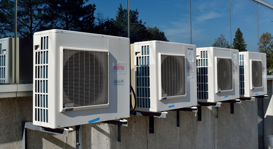 Air Conditioning for schools