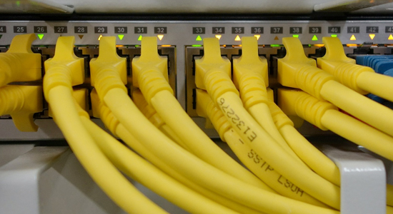 Data Cabling & Fibre optics